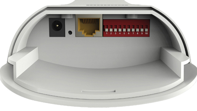 Dip Switch Configuration