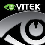 Vitek CCTV 2021 Transcendent Line Up Featuring our Facial Detection Cameras and NVRs