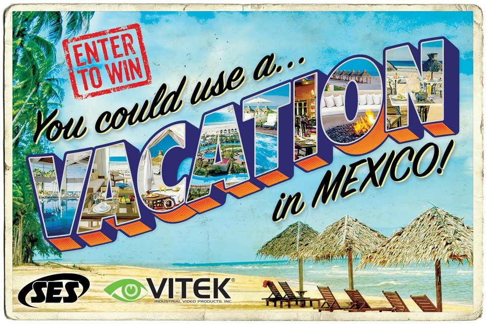 VITEK - SES - You Could Use a Vacation