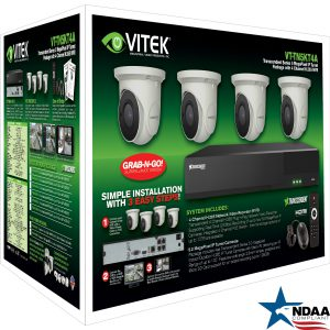 Packages: IP Surveillance Kits